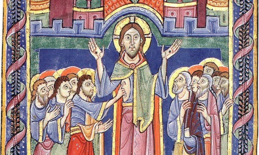 Homilie Pater Paul 11 april 2021  2de Paaszondag cyclus B