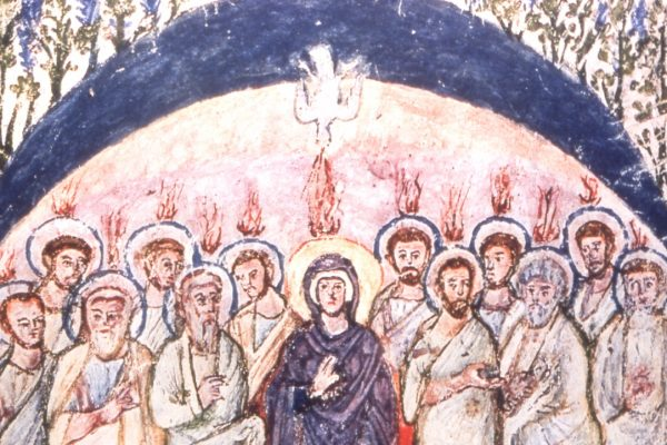 Homilie Pater Paul De Bois 23 mei 2021 : Hoogfeest van Pinksteren, met voorbeden