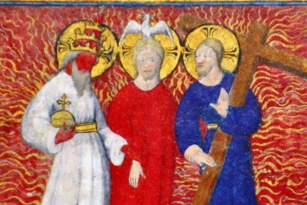 Homilie Pater Roeland Van Meerssche 30 mei 2021 : Hoogfeest van de Heilige Drie-eenheid