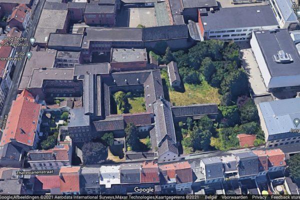 Zomerse Zindagen 8-15-22 augustus 2021 in het voormalige karmelietessenklooster in de Theresianenstraat Gent